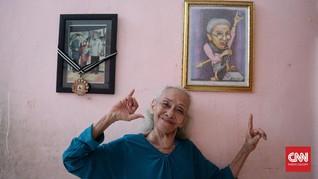 Mendiang Laila Sari Mengalahkan Setnov dalam Kicauan Twitter