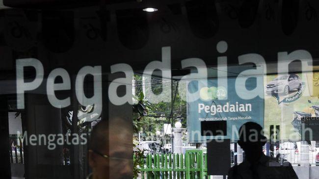 Pegadaian Minta Bunga Kredit Rendah Usai Holding Bank BUMN