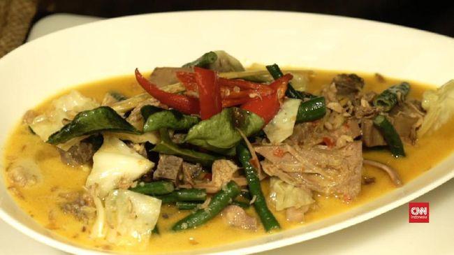 Resep Makanan Enak untuk Teman Ketupat Saat Lebaran