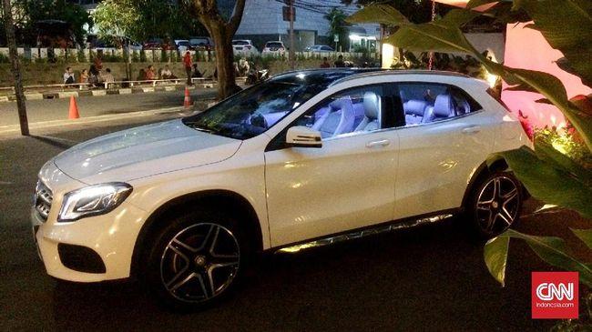 GLA 200 AMG, SUV Kompak Terbaru Mercy