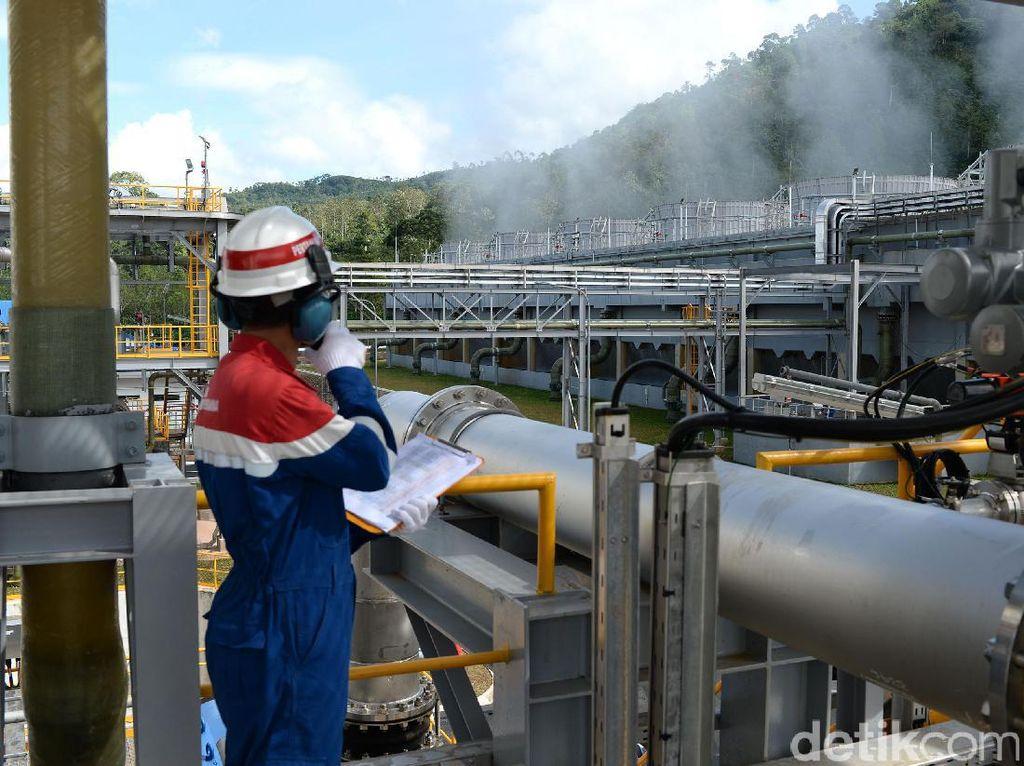 PT. Pertamina Geothermal Energy terus mengembangkan proyek-proyek potensial panas bumi di sejumlah daerah seperti di Tasikmalaya, Bengkulu, Jambi, Muara Enim, Jawa Tengah dan Aceh.