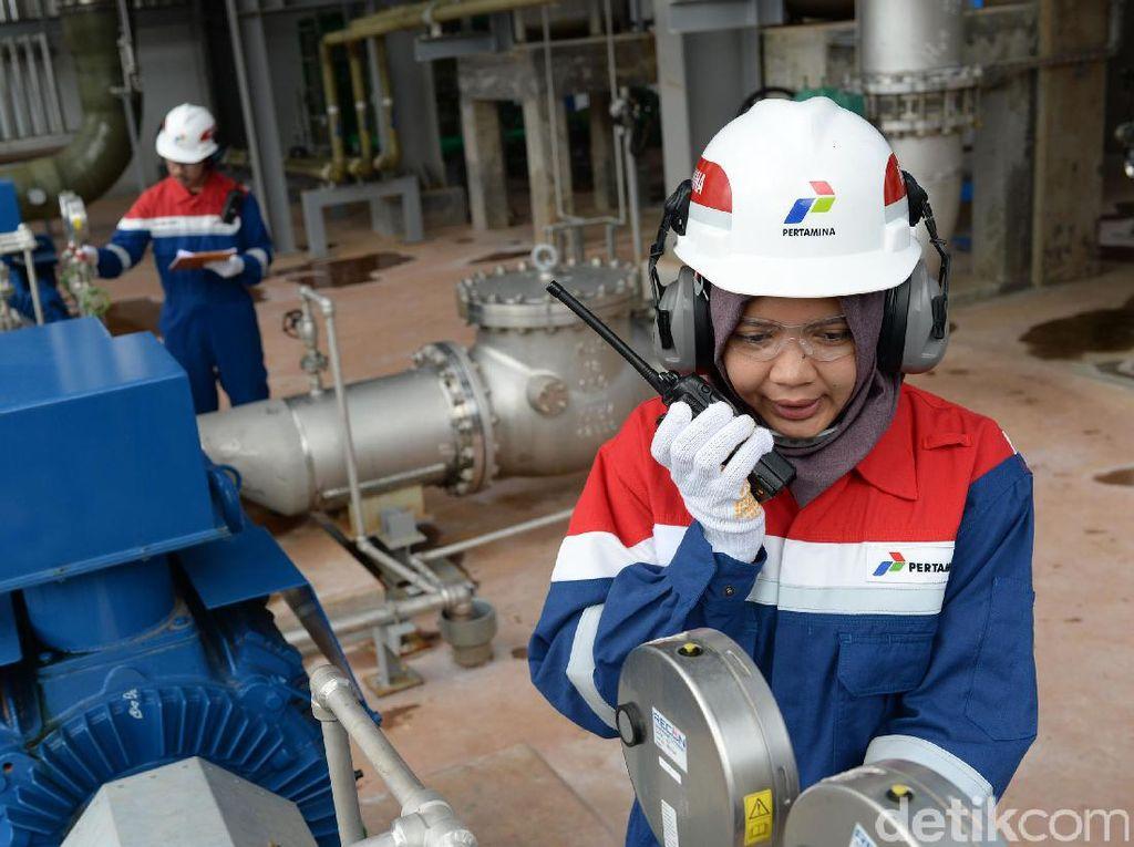 PLTP Ulubelu dioperasikan oleh PT. Pertamina Geothermal Energy.