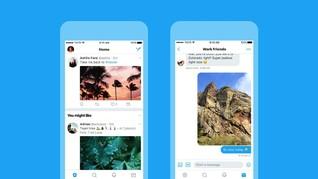 <i>Username</i> Twitter Kini Capai 50 Karakter