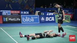 Fajar/Rian Gagal ke Final Hong Kong Terbuka 2018