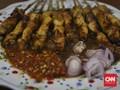 Sate Jadi Makanan Favorit Pembaca CNNIndonesia.com