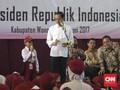 PKS Nilai Rakyat Puas pada Jokowi karena Sering Beri Sepeda