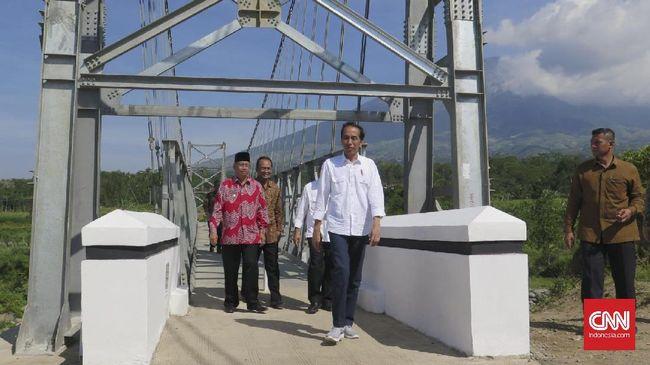 Jokowi Akan Prioritaskan Bangun Jembatan Desa