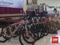 Masa Kampanye Pilpres, Jokowi Mulai Tak Bagi-bagi Sepeda