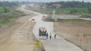 Jasa Marga Bidik Bentangkan 175 KM Jalan Tol Baru