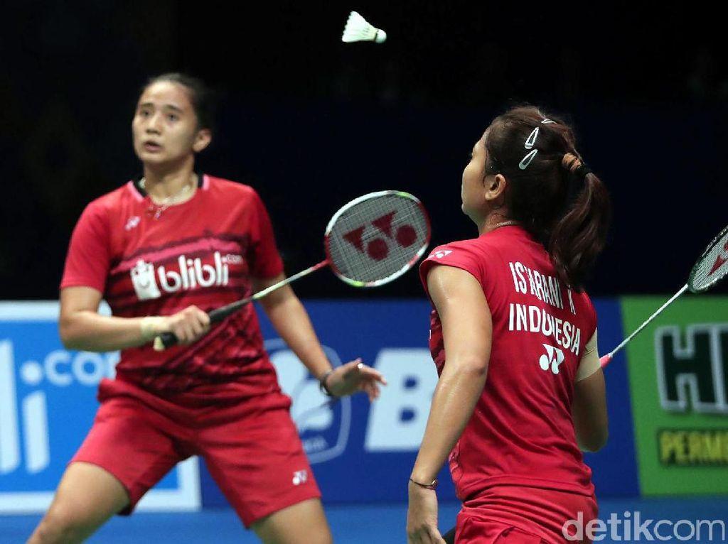 Dengan demikian, Indonesia hanya menempatkan satu wakil di partai puncak. Tontowi/Liliyana akan jadi tumpuan harapan tuan rumah untuk meraih gelar juara di Indonesia Open 2017.