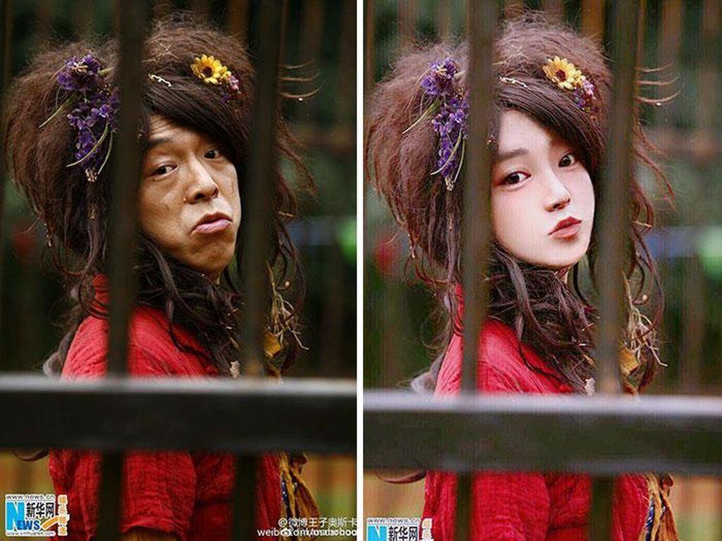 Jangan Terkecoh Lihat Foto Wanita Cantik, Ahli Photoshop Ungkap Rahasianya
