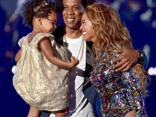 Throwback Time, Beyonce Mirip Banget Blue Ivy Waktu Kecil