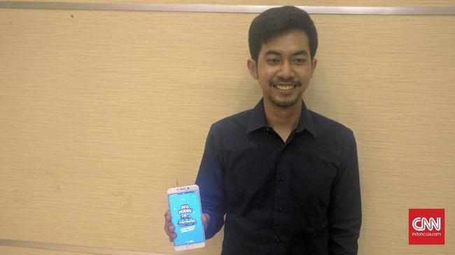 Kisah Kudo <i>Ngebut</i> Bikin Aplikasi 'Ayo Mudik'