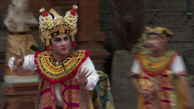Ada Ritual Pemanggilan Arwah di Pesta Kesenian Bali Ke-39
