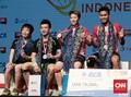 Indonesia Open 2018 Digelar di Istora Senayan Setelah Lebaran