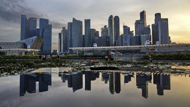 Singapura Akan Hentikan Pertumbuhan Kendaraan di Negaranya