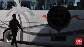 Hipertensi Gagalkan 32 Sopir Bawa Bus Mudik di Pulo Gebang