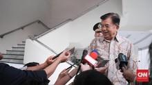 JK Akui Akan Ada Reshuffle Imbas Koalisi Pilpres
