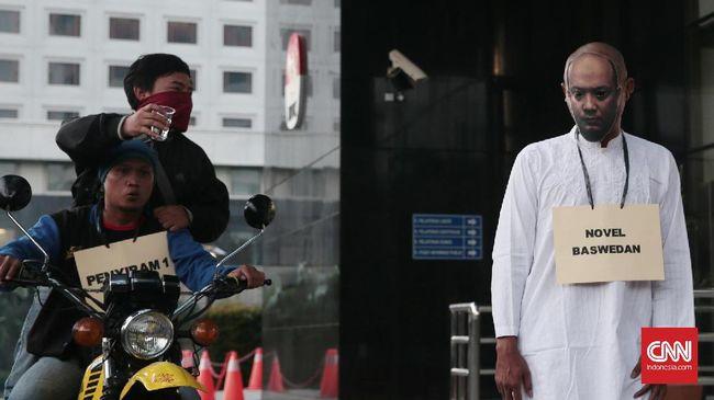 Pemuda Muhammadiyah: Polsek Bisa Selesaikan Kasus Novel