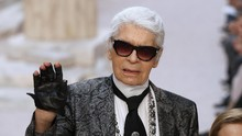 Karl Lagerfeld Meninggal, Seleb Dunia Berduka
