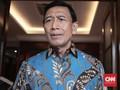 Wiranto: Teroris Tertawa Jika RUU Terorisme Tak Juga Selesai