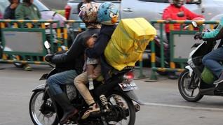 Revisi UU Lalu Lintas, DPR Tolak Motor Jadi Angkutan Umum