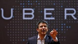 Uber Akan Jadi Perusahaan Publik Pada 2019