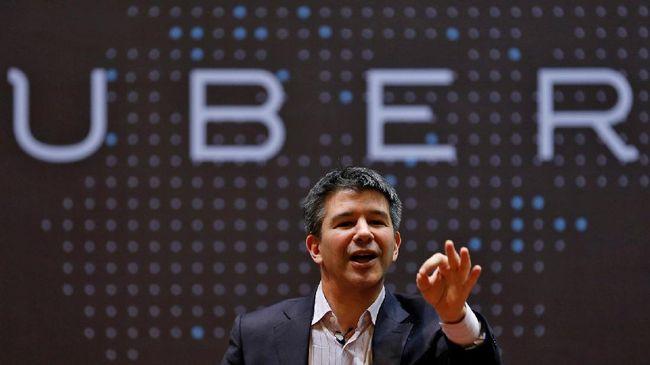 Kalanick, Membangun Uber dari Nol Lalu Ditendang Begitu Saja