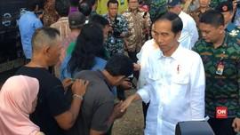 Istana Bantah Kupon Sembako Jokowi Bagian Kampanye Pilpres