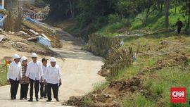 Walhi: Pembangunan ala Jokowi Berisiko bagi Lingkungan Hidup