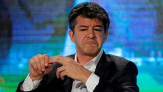 Jatuh Bangun Kalanick Membangun Uber