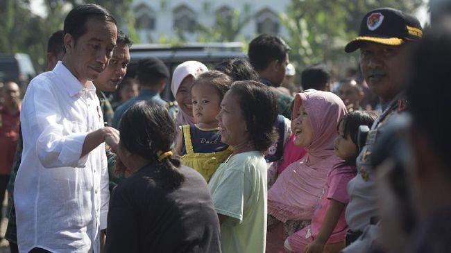 Mabes Polri Angkat Bicara soal Kupon Sembako Jokowi