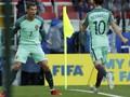 FOTO: Ronaldo Beri Portugal Kemenangan Pertama