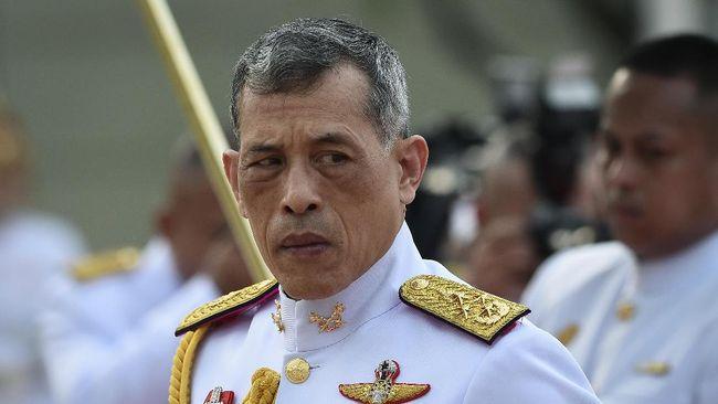 Raja Thailand Tidak Sepakat Kakaknya Ikut Pemilu
