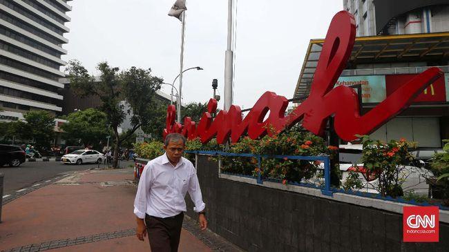 BUMN Bakal Bangun Gedung 41 Lantai di Kawasan Sarinah Thamrin