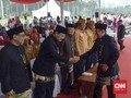 Djarot Kenang Duet Jokowi-Ahok saat Upacara HUT Jakarta