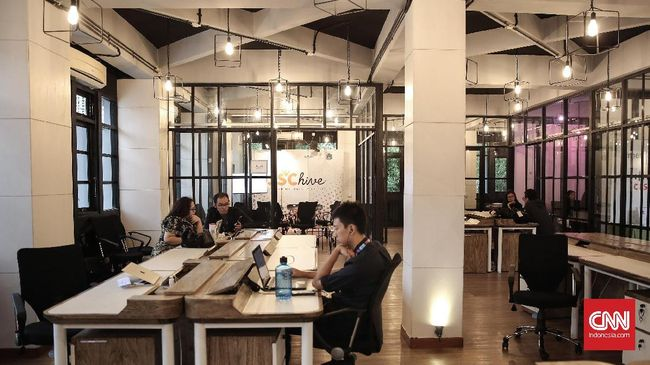 <i>Co-Working Space</i> Jadi Incaran Generasi Millennial