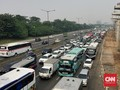 Tol Jakarta-Cikampek Lancar, <i>Contraflow</i> Dihentikan