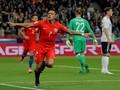 Alexis Sanchez Bangga Jadi Pemain Chile Pertama di MU