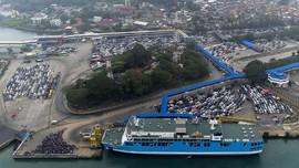 Sudah 63 Persen Pemudik dengan Kapal Ferry Balik ke Jawa