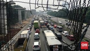 Jasa Marga Perpanjang Lawan Arus dari GT Cikarang Utama
