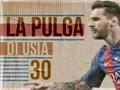 Lionel Messi di Usia 30