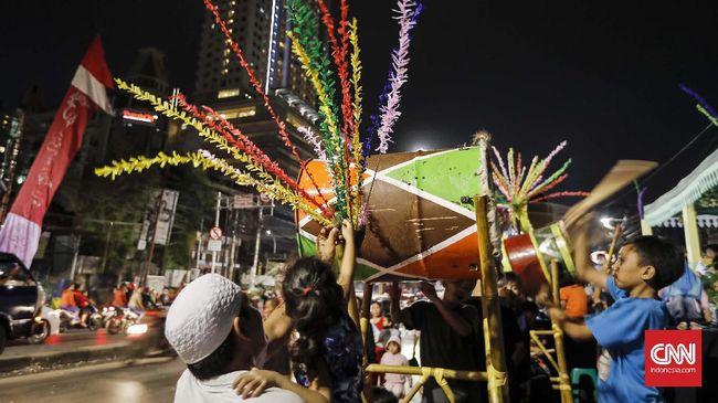 Polri Sarankan Takbiran Cukup Digelar di Masjid