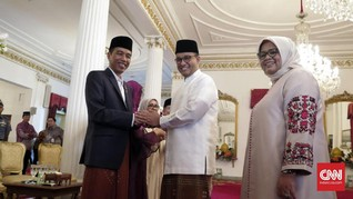 Jika Maju Pilpres, Anies Harus Izin Jokowi Maksimal 27 Juli