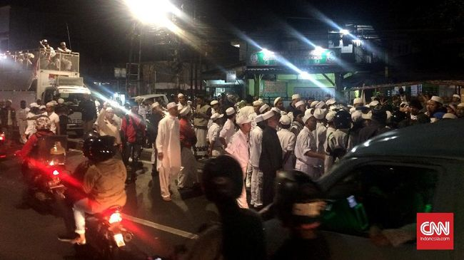FPI Akan Gelar Takbir Keliling Jakarta