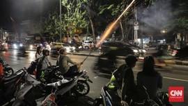 Polisi Siapkan Pengalihan Arus Lalin Malam Takbiran