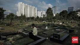 Pemprov DKI Didesak Sediakan Lahan Pemakaman di Jakarta Utara