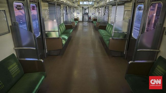 PT KCI Siapkan KRL Commuter Line Kelas Premium Tahun Depan