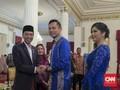 Jokowi Tak Penuhi Undangan AHY soal Yudhoyono Institute