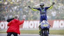 Rossi Resmi 2 Tahun Tak Menang di MotoGP